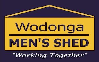 Wodonga Mens Shed Logo